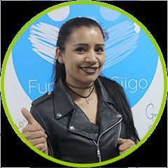 Yurany Alvarado auxiliar administrativa practicante fundacion siigo bogota